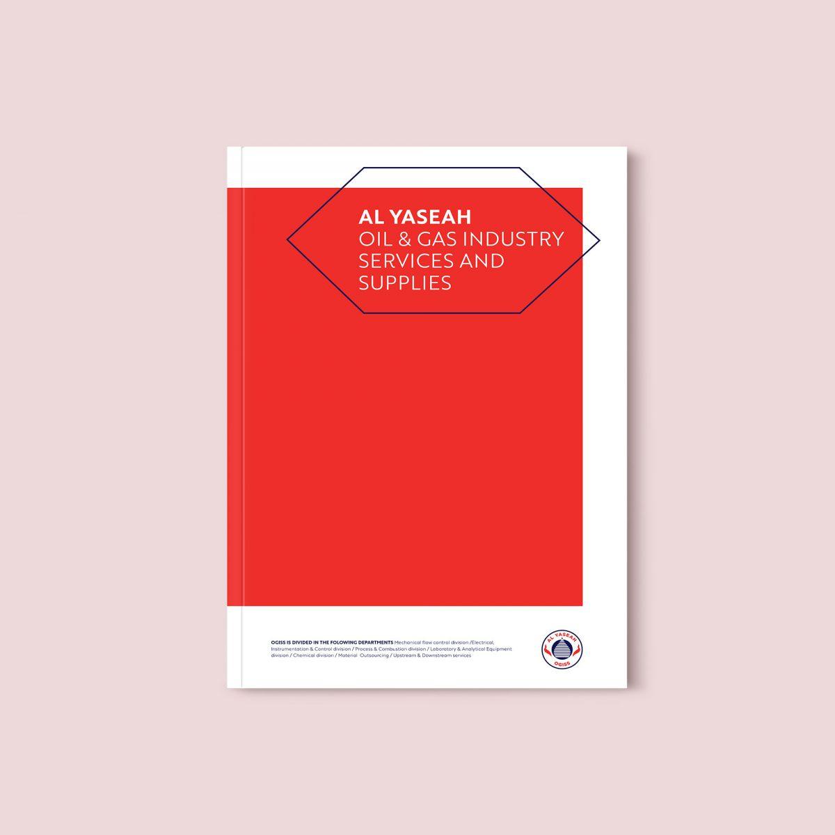 Corporate brochure Al Yaseah