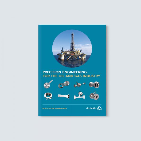 Product brochure Den Holder