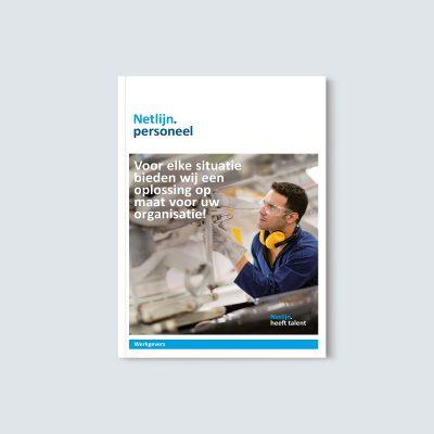 Corporate brochure Netlijn