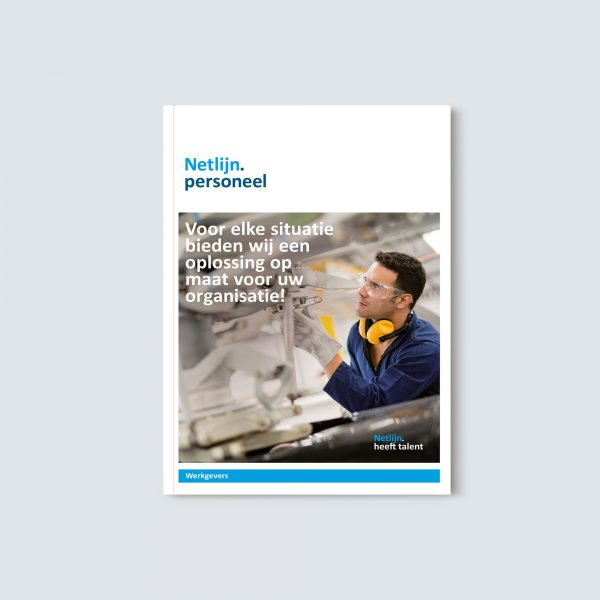 Corporate brochure Netlijn