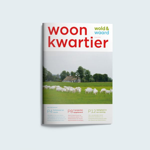 Wold & Waard magazine